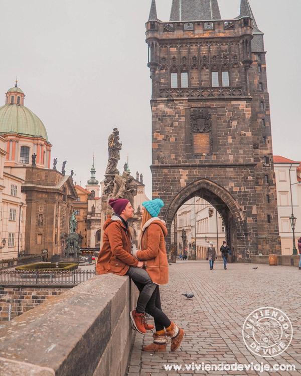 Que ver y hacer en Praga, Puente de Carlos
