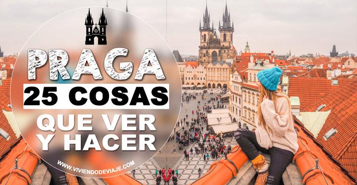 Que ver en Praga, imprescindibles de la ciudad
