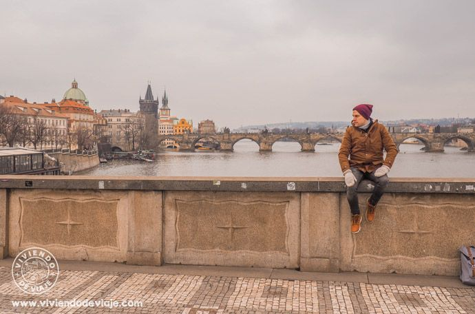 Que ver en Praga, Puente de Mánes