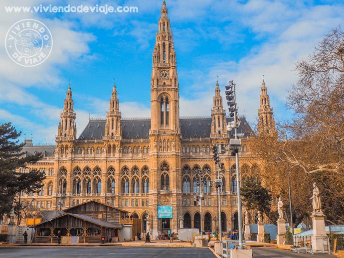 Que ver y hacer en Viena, el Ayuntamiento