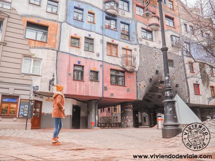 Casas de Hundertwasserhaus