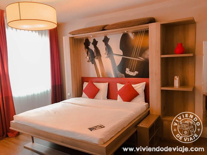 Alojamiento en Viena