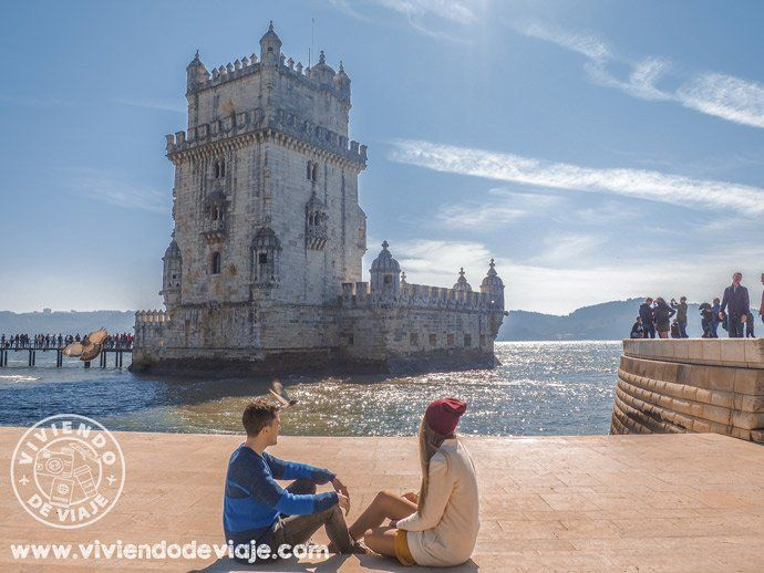 Torre de Belem, uno de los símbolos de Lisboa