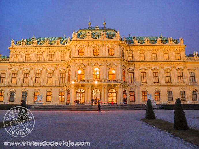 Que ver y hacer en Viena, Palacio Belvedere