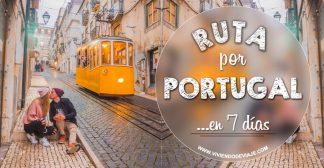 Ruta por Portugal en 7 días