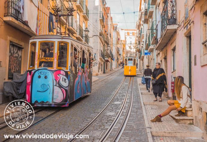 Ruta por Portugal, Lisboa