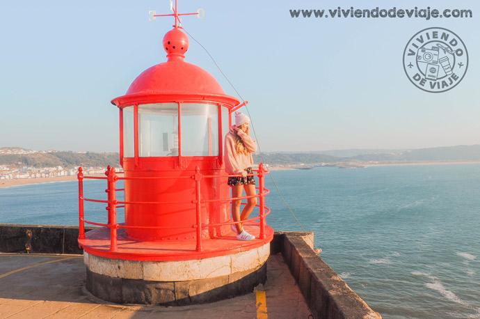 Ruta por Portugal, Nazaré