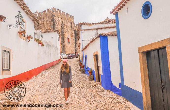 Ruta por Portugal, Óbidos