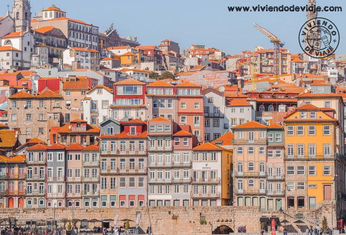 Ruta por Portugal, Oporto