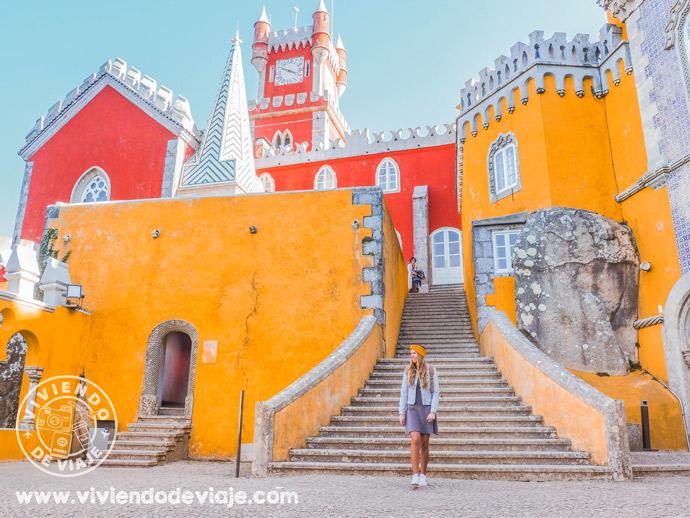 Ruta por Portugal, Palacio da Pena