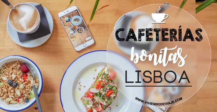 Cafeterías en Lisboa
