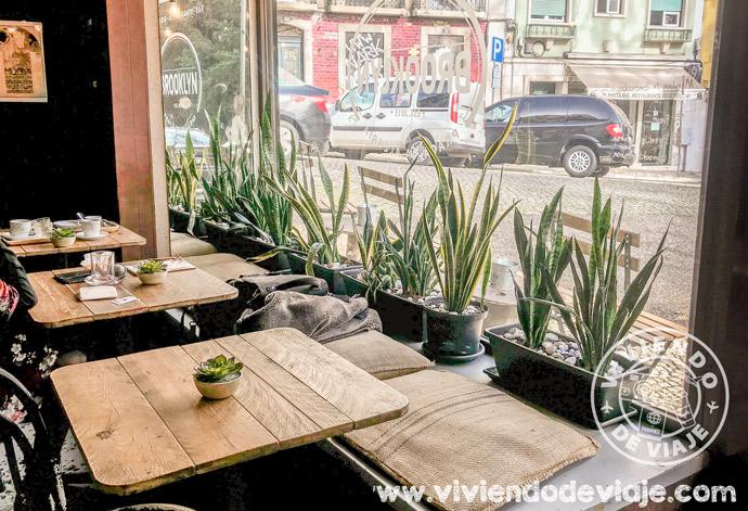Cafeterías en Lisboa, Cafetería Brooklyn