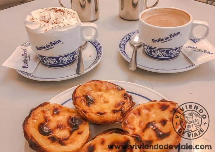 Cafeterías en Lisboa, Pastéis de Belém