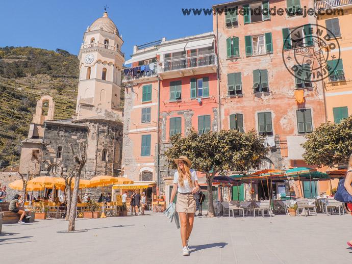 Alojamiento en Cinque Terre