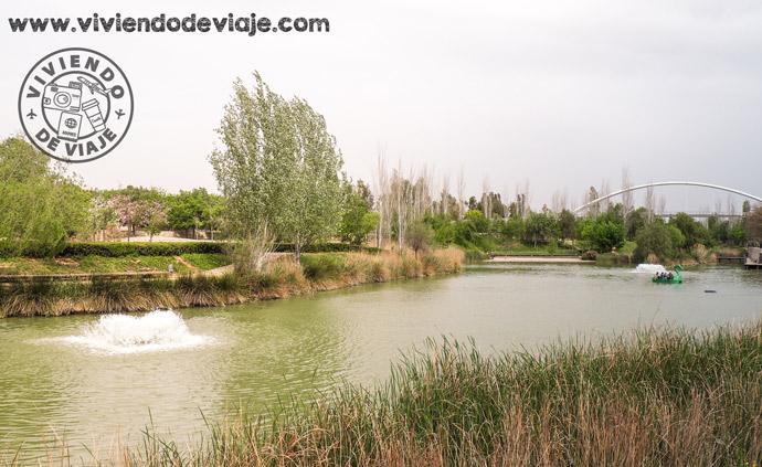 Que hacer gratis en Valencia, Parque de Cabecera