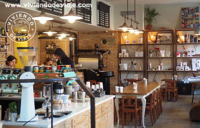 Que hacer en Oporto, Café Progresso
