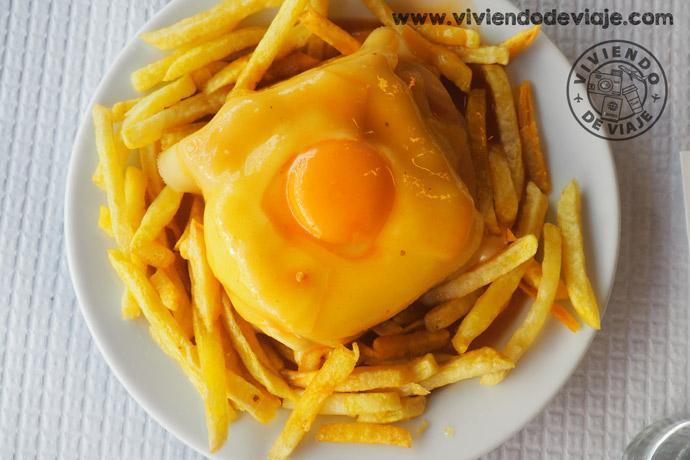 Que hacer en Oporto, comida típica
