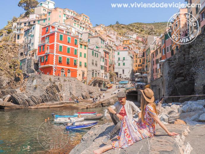 Que ver en Cinque Terre, Riomaggiore