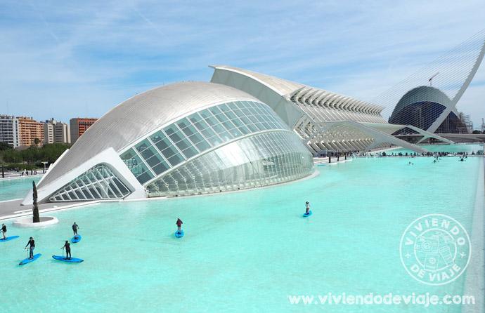 Que hacer gratis en Valencia, Ciudad de las Artes y las Ciencias