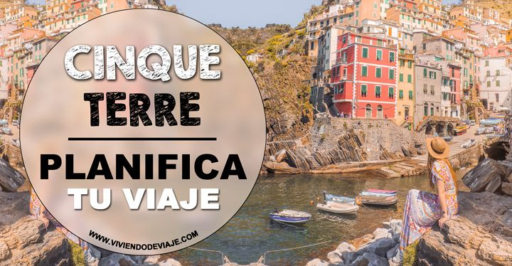 Planifica tu viaje a Cinque Terre por libre