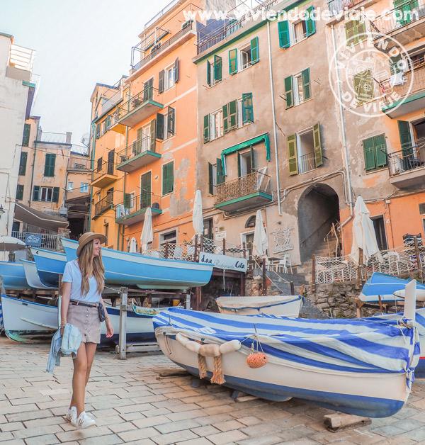 Consejos para visitar Cinque Terre