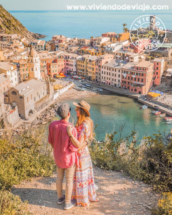 Consejos para visitar Cinque Terre, Vernazza