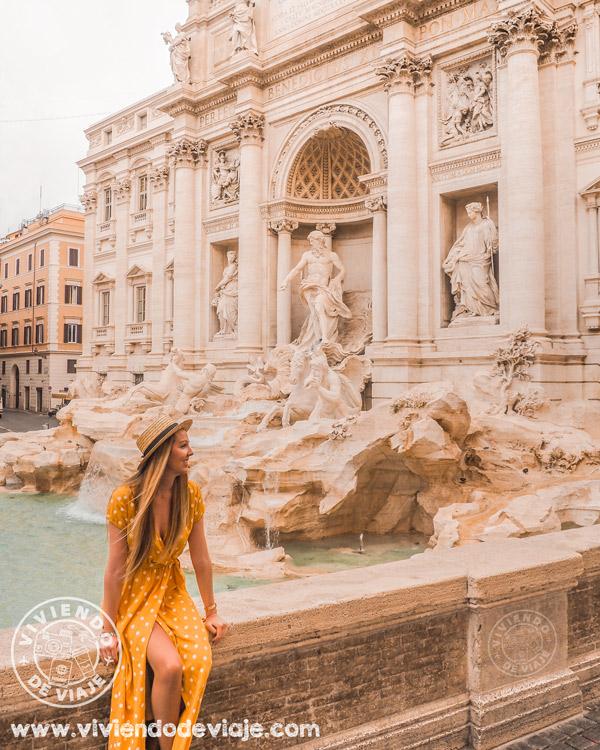 Que ver en Roma, Fontana di Trevi