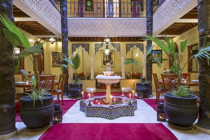 Alojamiento en Marrakech