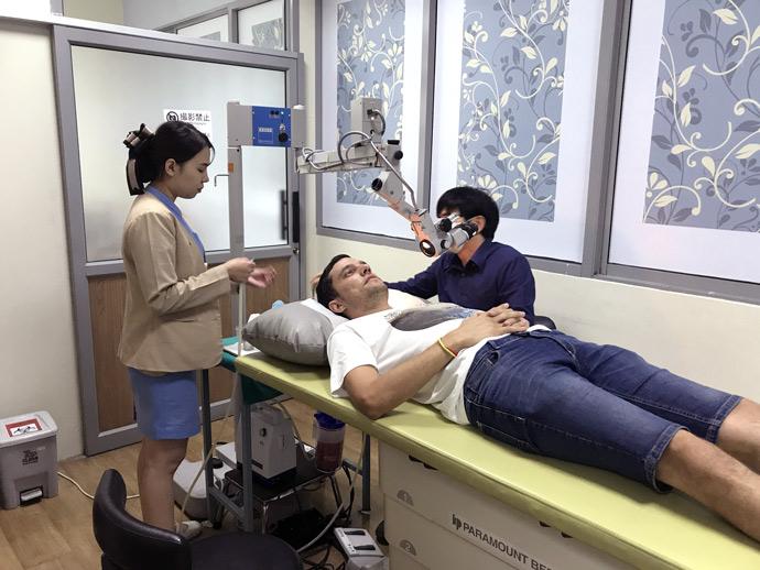 Seguro de viaje en Tailandia, hospital de Chiang Mai