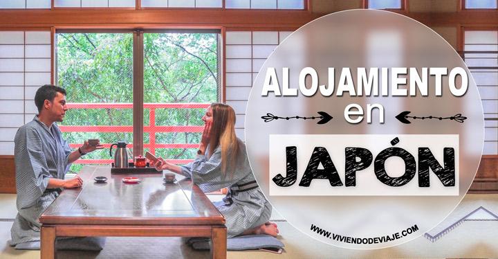 Alojamiento en Japón