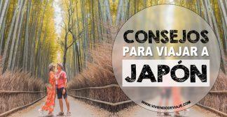 20 Consejos para viajar a Japón por primera vez