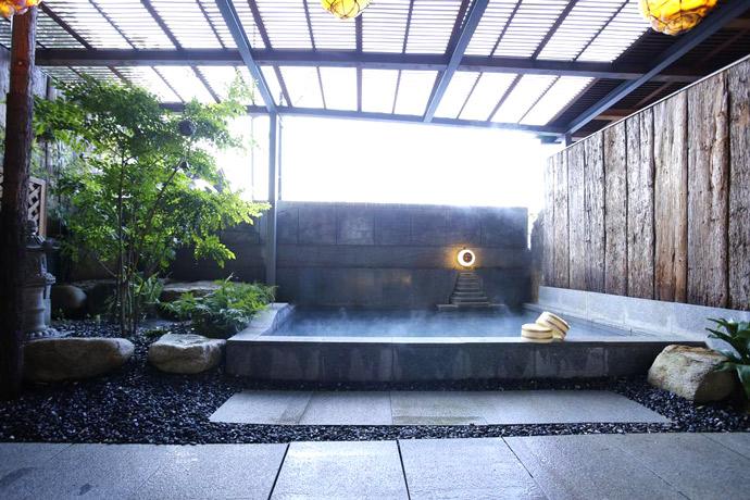 Donde alojarse en Miyajima, hotel Kikunoya