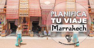 Planifica tu viaje a Marrakech por libre