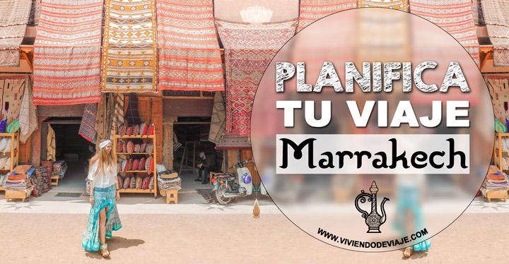 Marrakech por libre