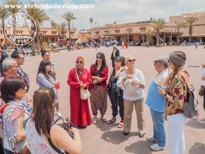 Que hacer en Marrakech, un tour por la ciudad