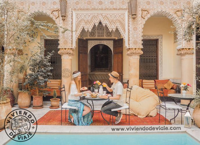Que ver y hacer en Marrakech, alojarse en un riad