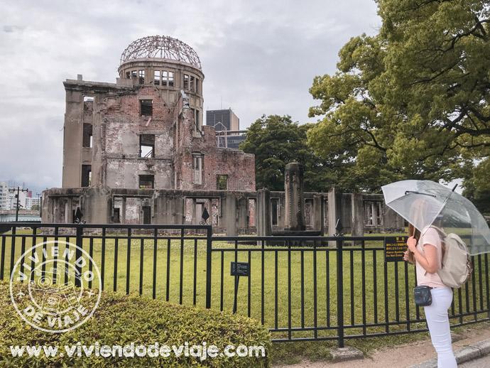 Ruta por Japón, Hiroshima