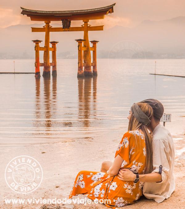 Ruta por Japón, Miyajima