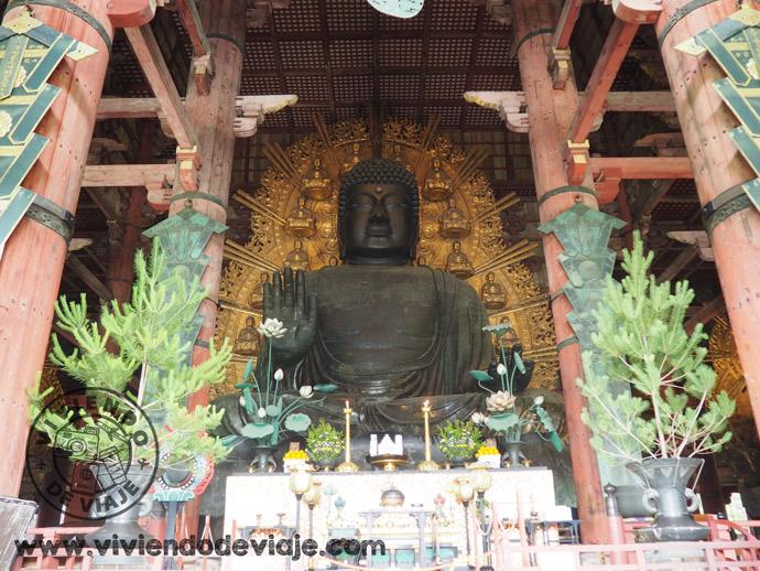 Ruta por Japón, Nara