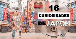 16 Curiosidades de Japón que (quizás) no conocías
