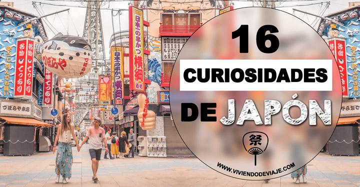Curiosidades de Japón