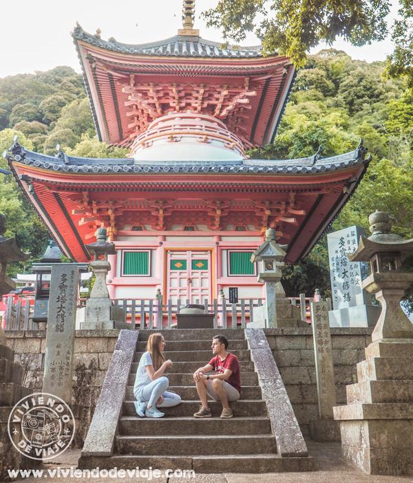 Dormir en un templo en Japón, nuestra experiencia