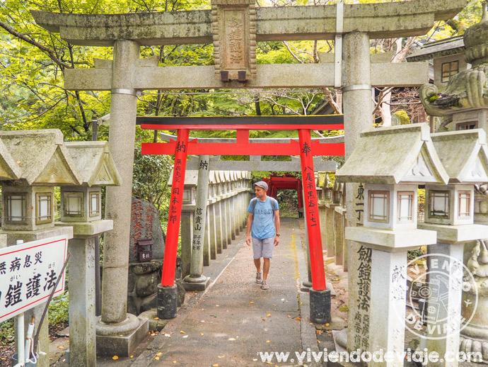Dormir en un templo en Japón, experiencia
