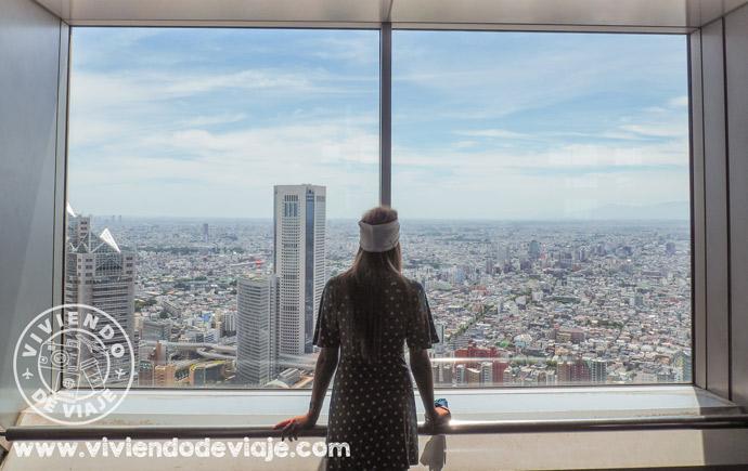 Qué ver en Tokio, mirador del ayuntamiento