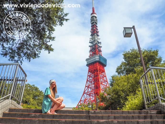 Que ver en Tokio, Tokio Tower