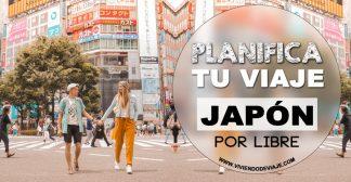 Planifica tu viaje a Japón por libre