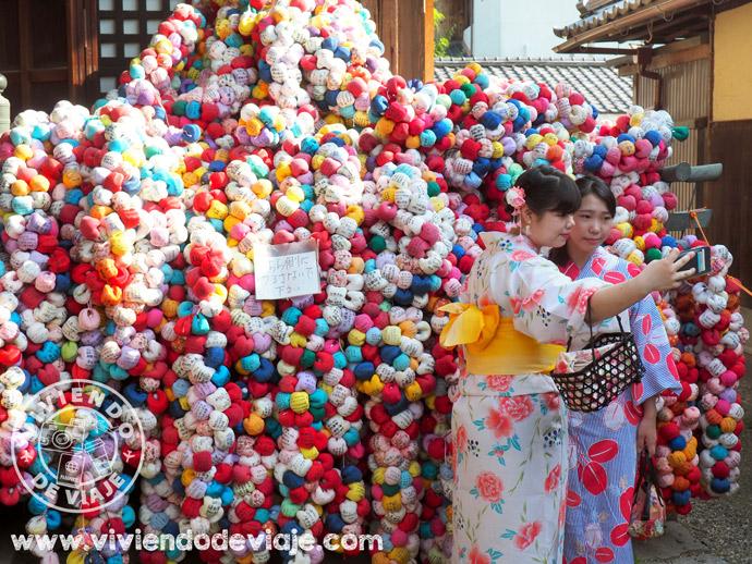 Que hacer en Kioto, vestirse de geisha