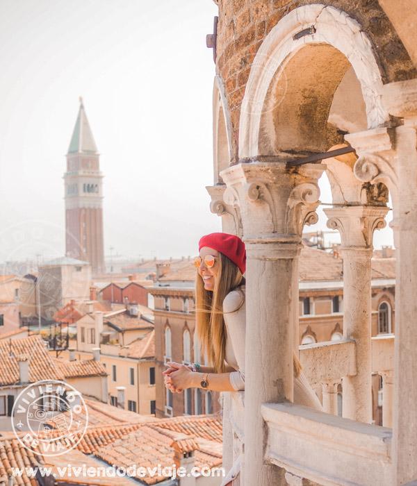 Cosas que hacer en Venecia, Palacio Contarini del Bovolo