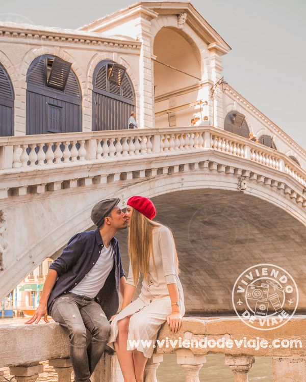 Puente Rialto, una de las cosas que hacer en Venecia