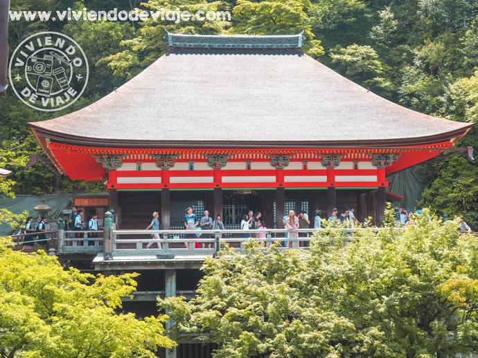 Templos Kiyomizudera, una de las cosas que ver en Kioto
